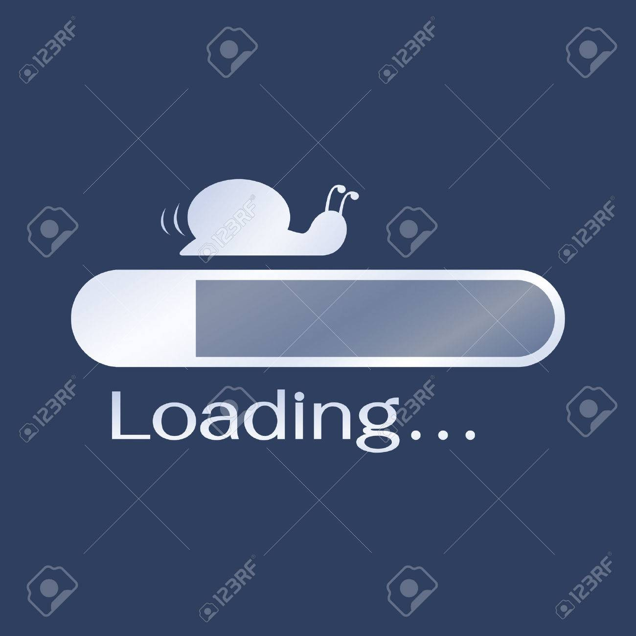 Too slow loading on computer, compare to slower than snail - 24678900