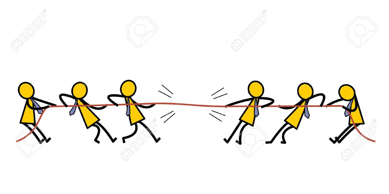 Image result for pulling rope clipart