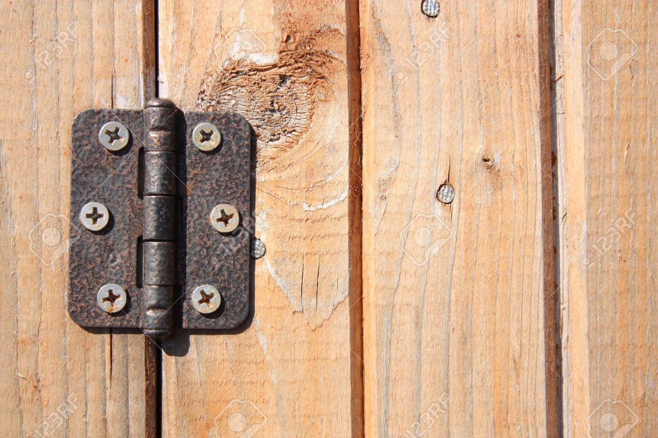 door hinge door hinge on wooden door