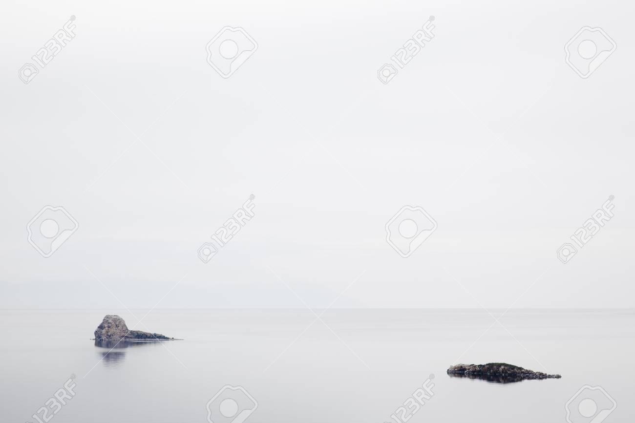 Landscape photography in Lake Baikal Stock Photo - 16163389