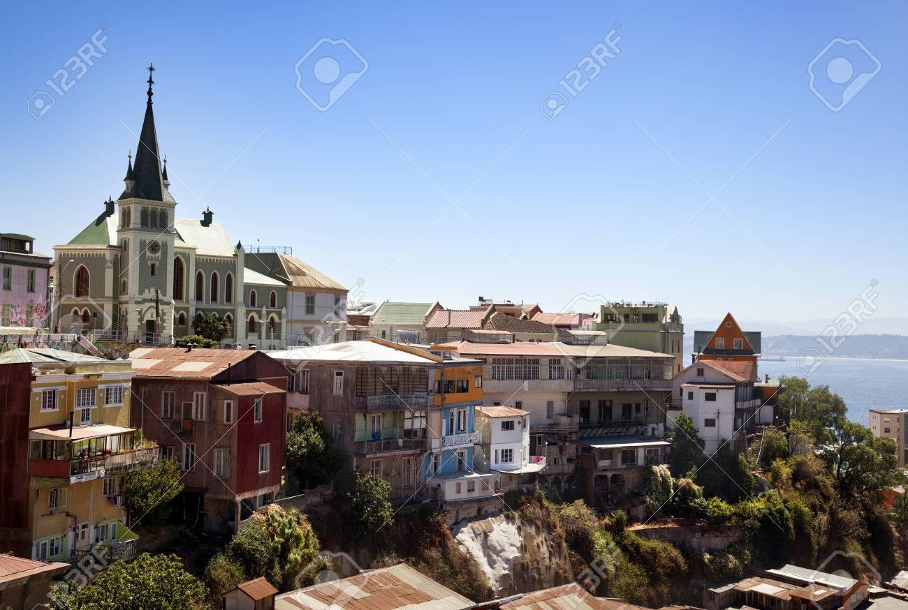 Viewed on Cerro Concepcion, Valparaiso - 32521467