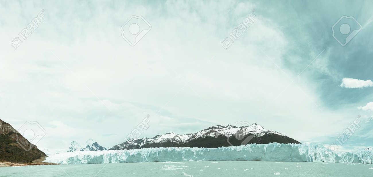 Los Glaciares National Park in the south west of Santa Cruz province, Argentina. - 168023250