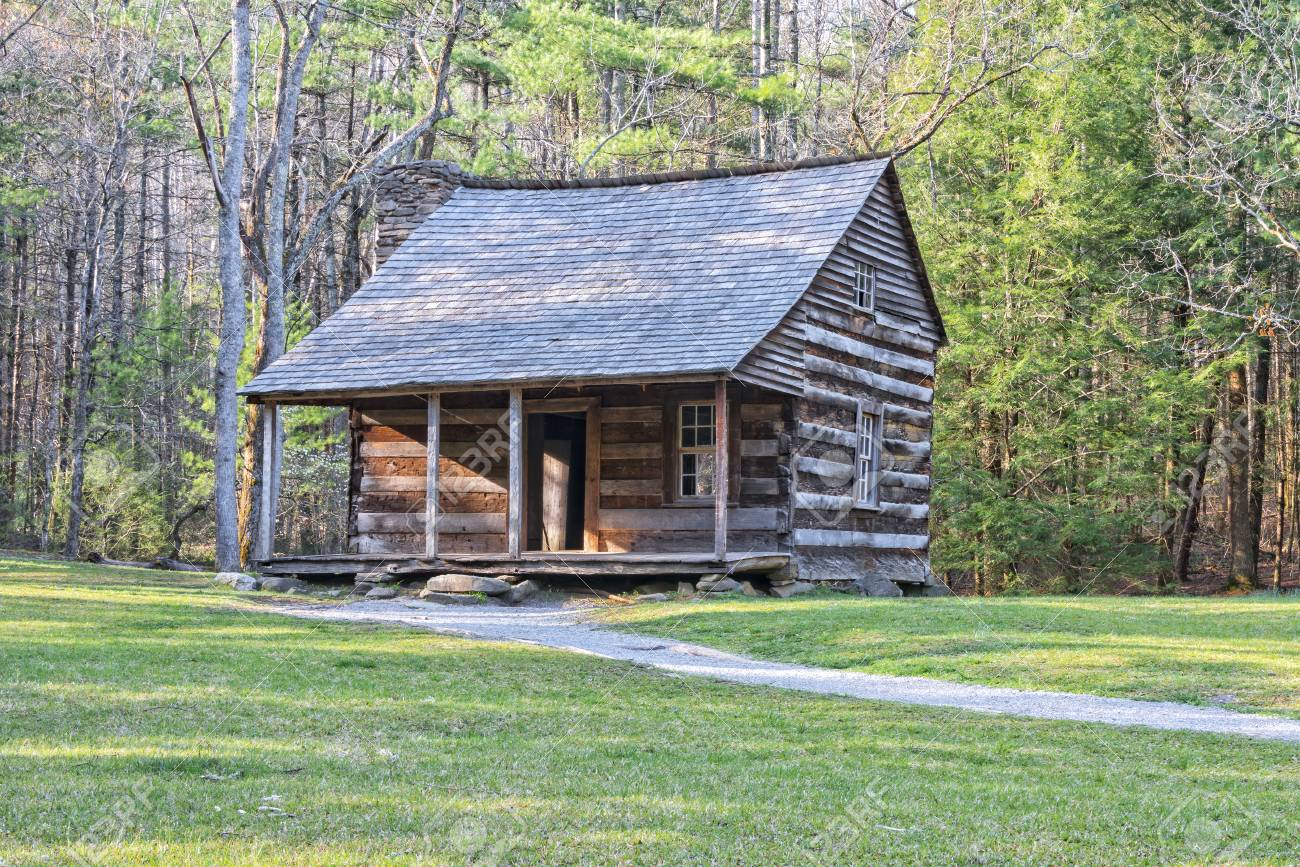 Carter Shields Cabin In Cades Cove Great Smoky Mountains National