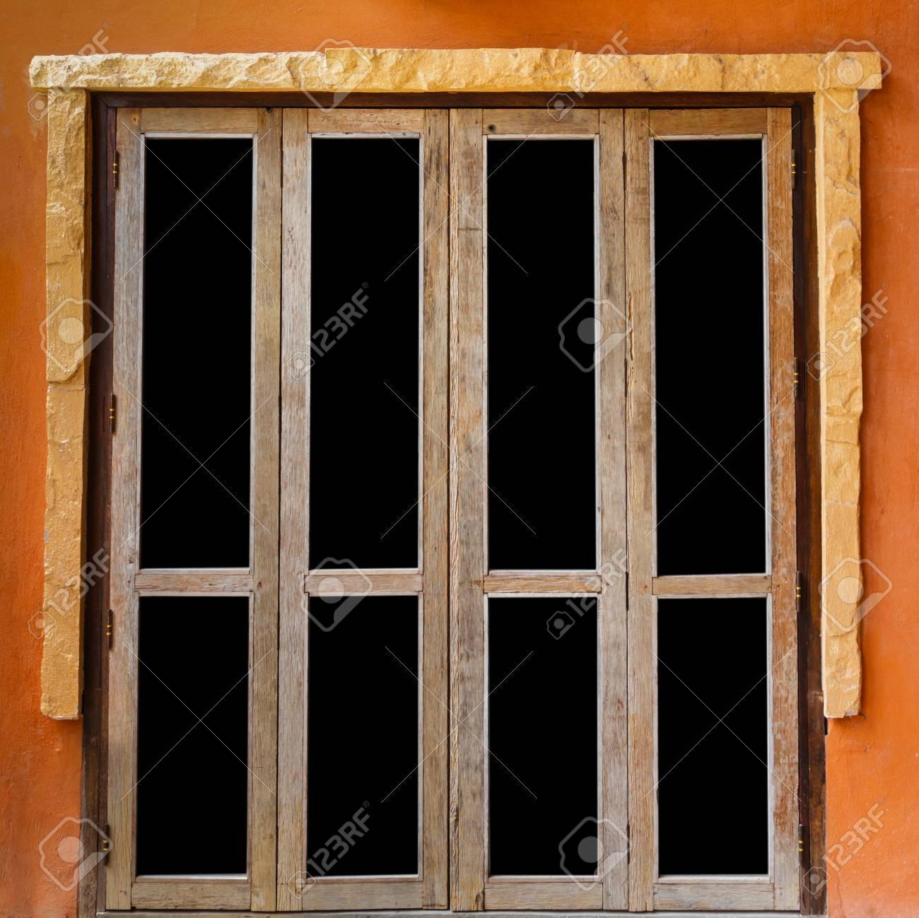 The door retro design. Stock Photo - 22116210