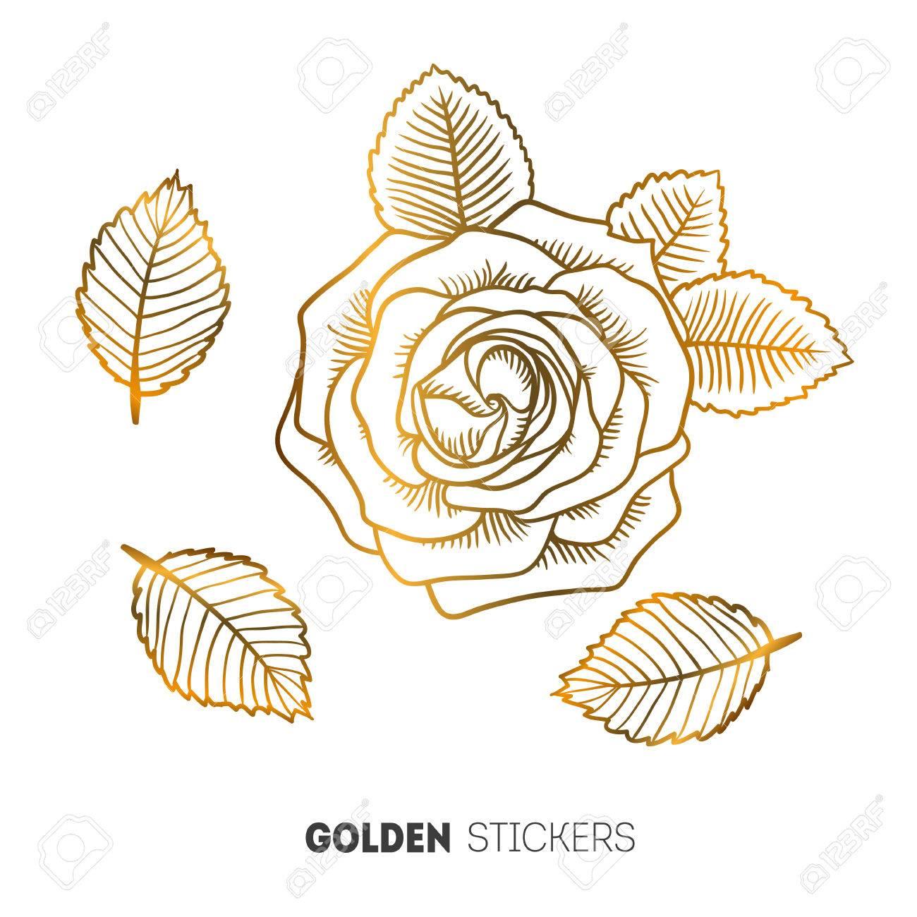ODZ2066 Autocollant Stickers Fée Fleur Ref