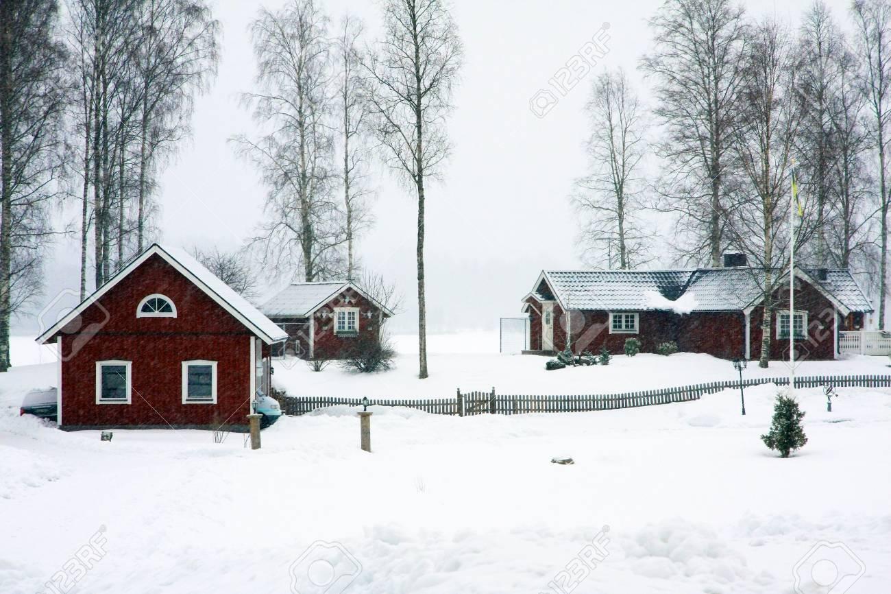 sweden winter - 5616852