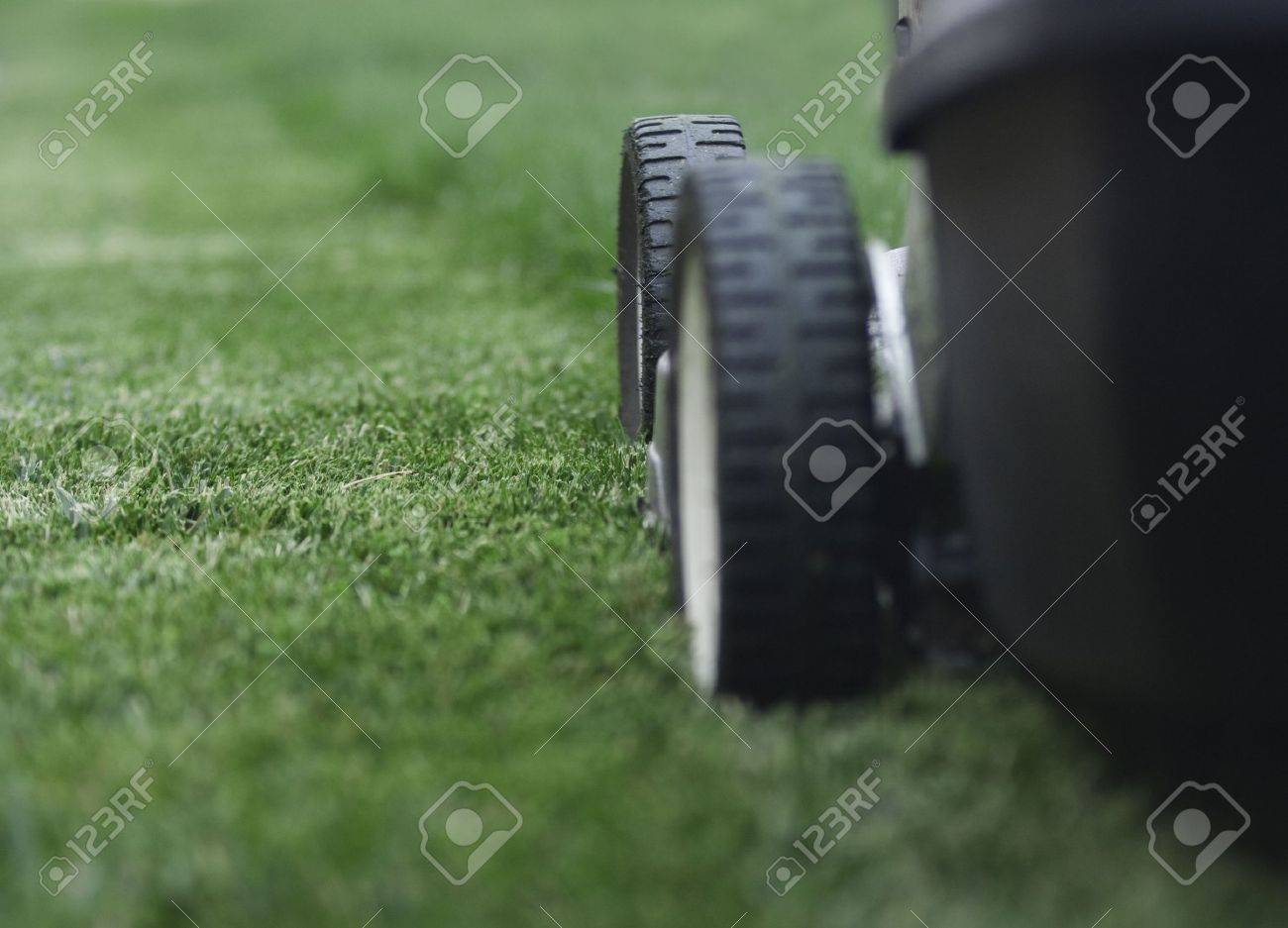 Lawnmower Stock Photo - 5099758