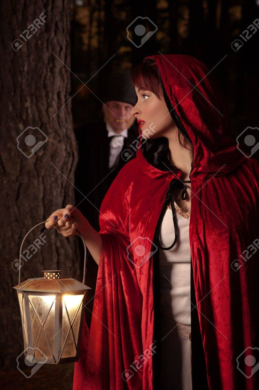 Red Riding Hood Stock Photo - 14203830