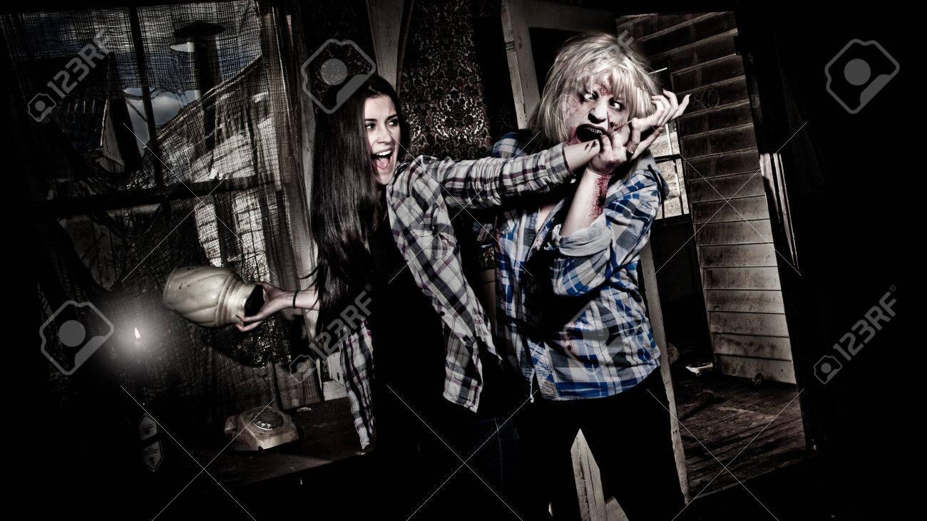 Zombie attack - 14233320