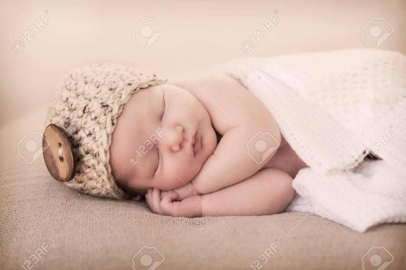 Newborn Stock Photo - 24595544