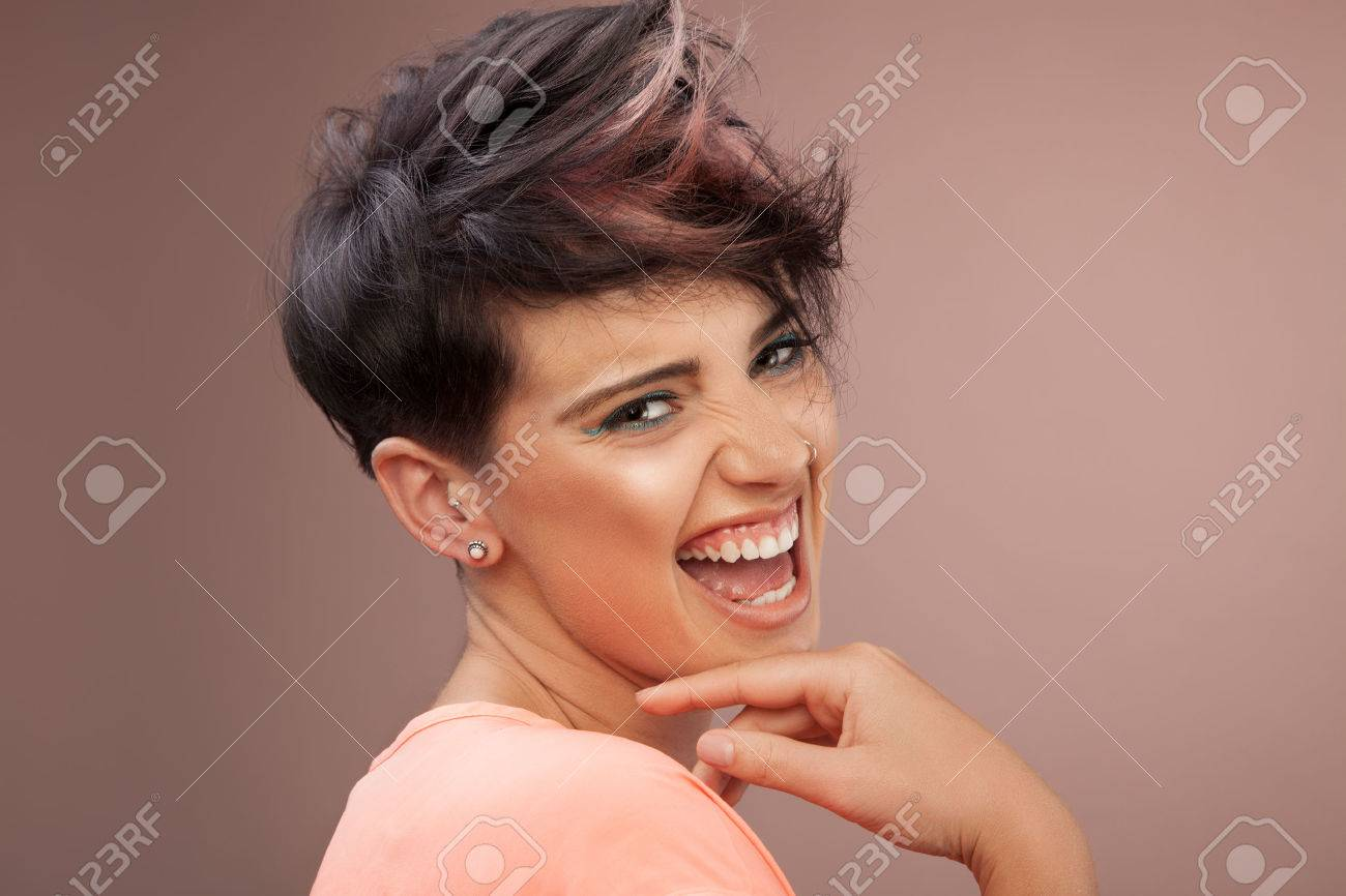 Female portrait Stock Photo - 37041149