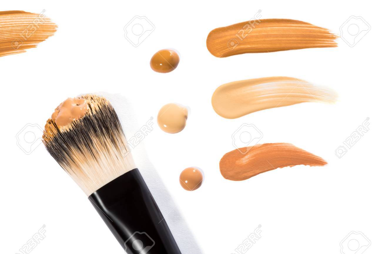 54d57241f72b Trio of Beige Face Base Foundation Color in Different Shades..