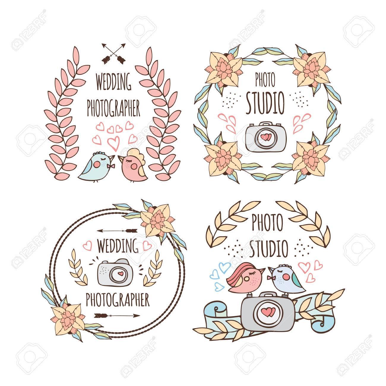 結婚式 ロゴ おしゃれ