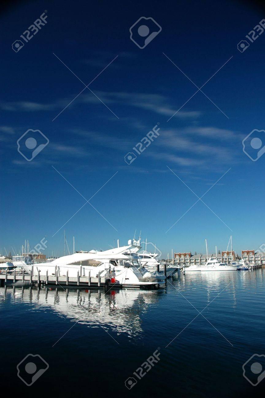 Yacht Reflection - 438059