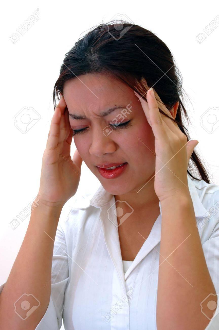 Worker with headache - 454988