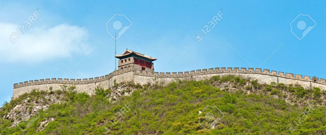 Great Wall, China Stock Photo - 10843844