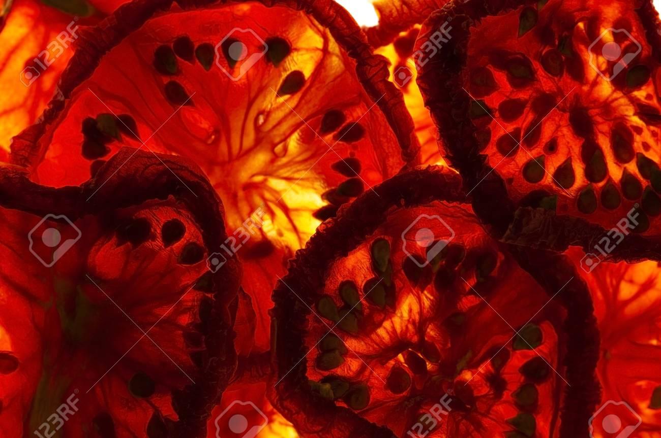 Italian sun dried tomatoes Stock Photo - 12779791