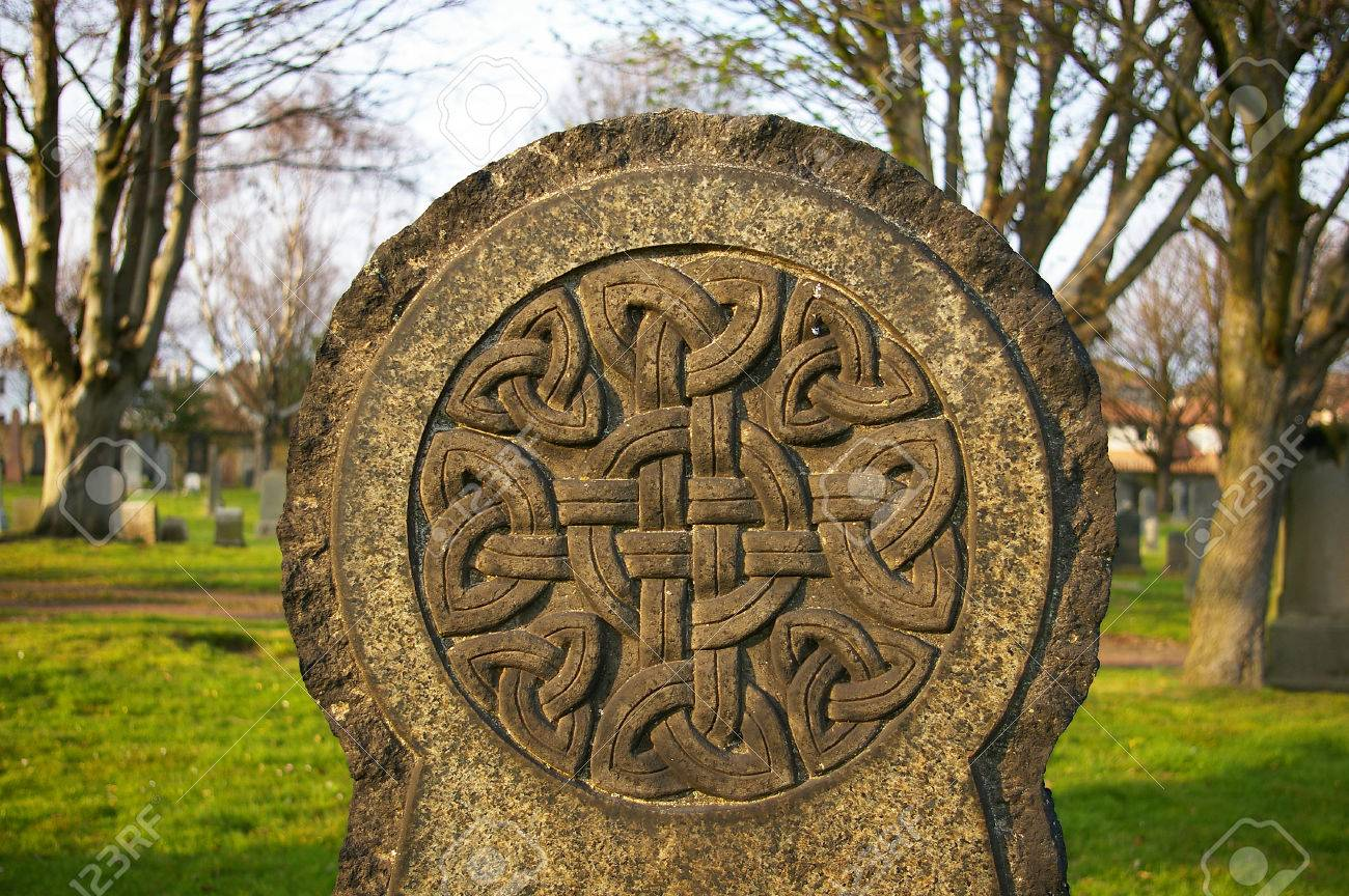 Celtic knot symbol on a gravestone in a scottish graveyard stock celtic knot symbol on a gravestone in a scottish graveyard stock photo 24169103 buycottarizona