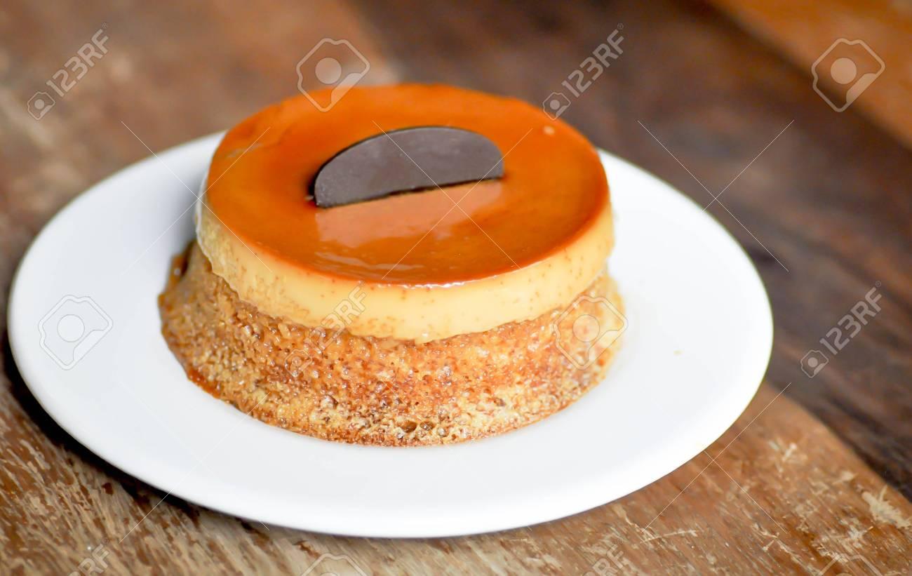 Vanillepudding Pudding Kuchen Panna Cotta Creme Caramel Dessert