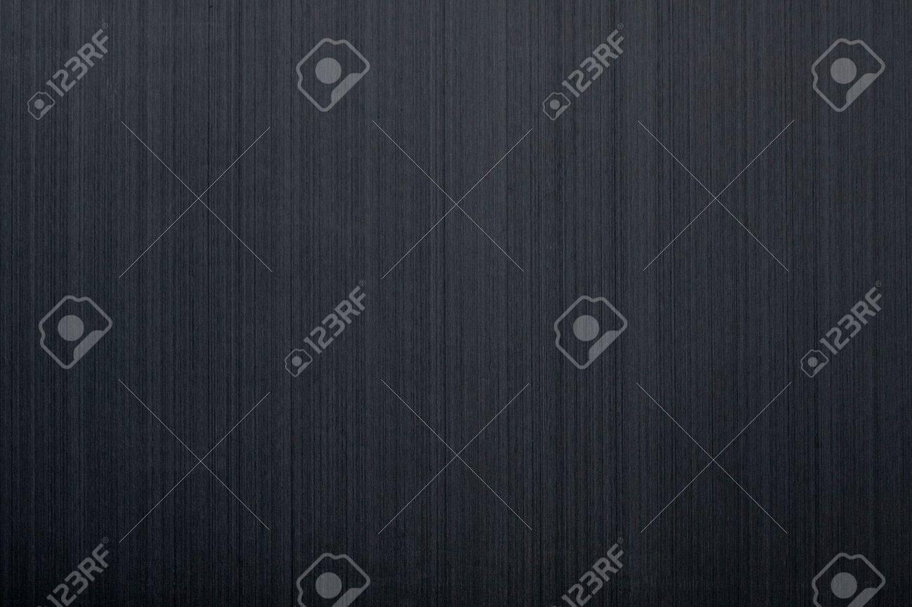 Brushed black aluminum as a background motive Stock Photo - 6071935