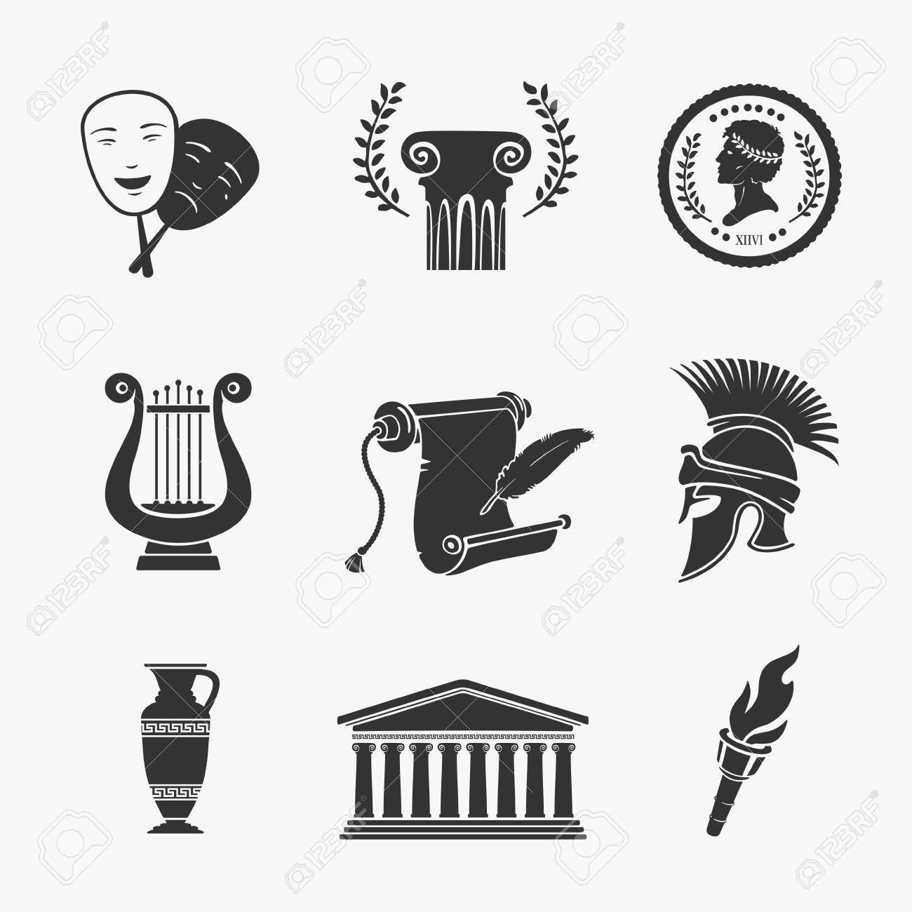 Symbole de la Grece
