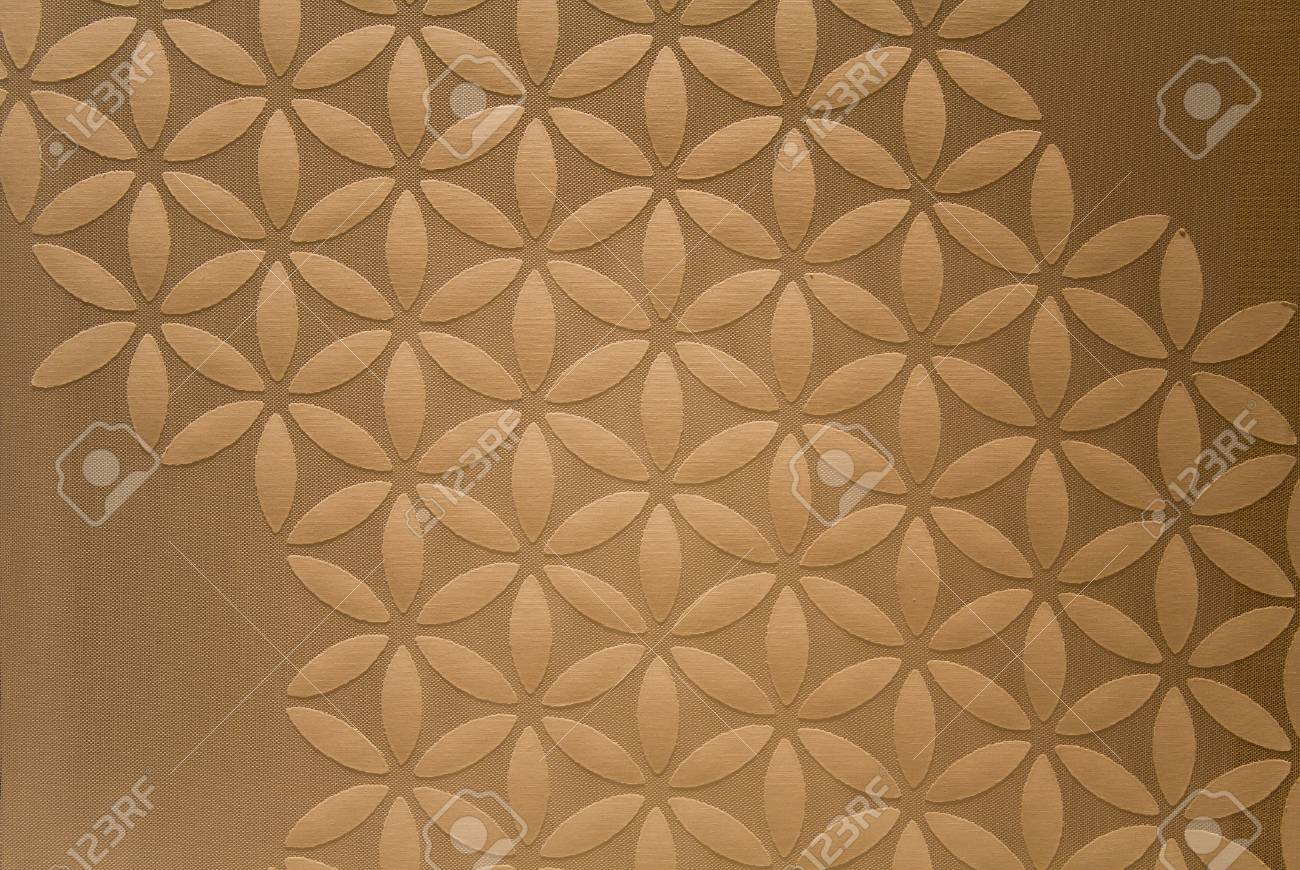 Floral pattern of table linen Stock Photo - 12579528