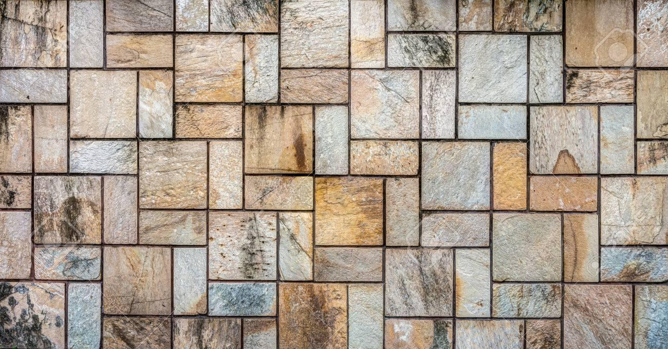 Piedras Para Paredes Cuadro En Lienzo Piedra Natural De Granito  ~ Baldosas Imitacion Piedra Para Paredes