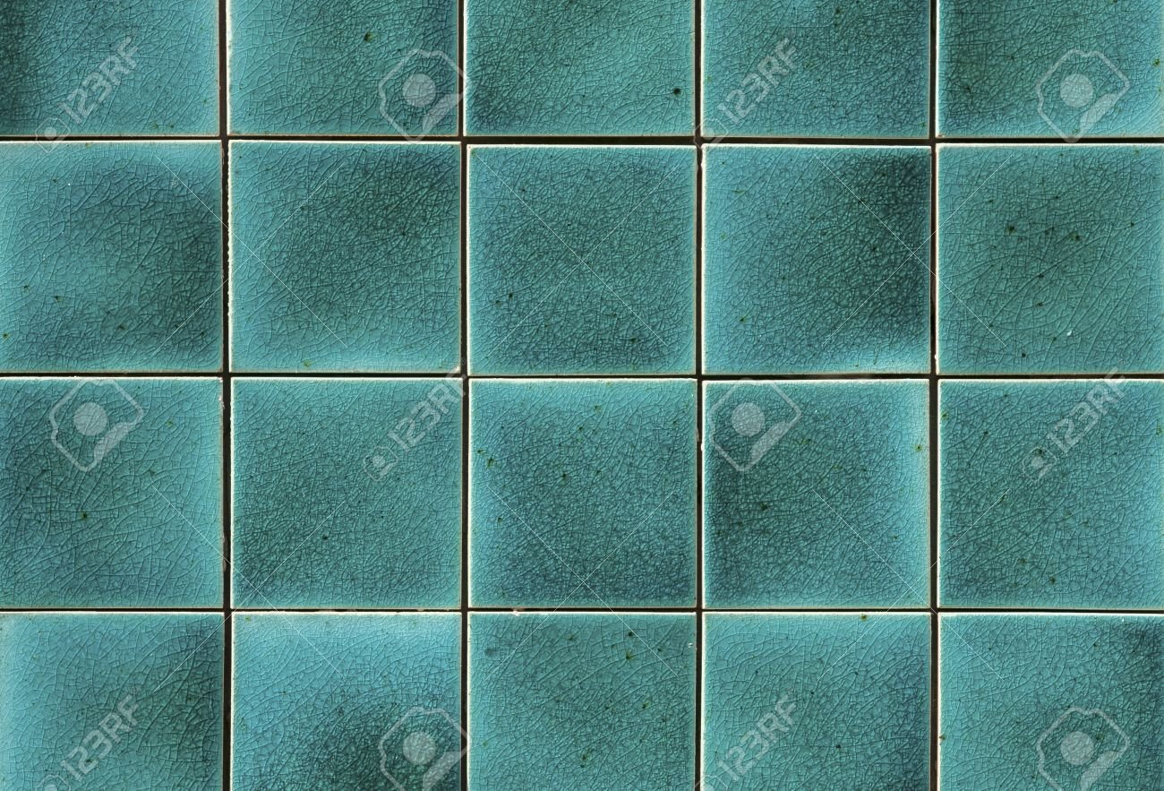 Turquoise ceramic wall tiles and details of surface stock photo turquoise ceramic wall tiles and details of surface stock photo 24666012 dailygadgetfo Choice Image