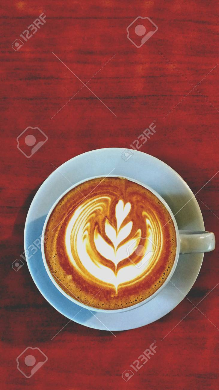 Late Art Afternoon Coffee Stock Photo, Picture And Royalty Free ... #afternoonCoffee