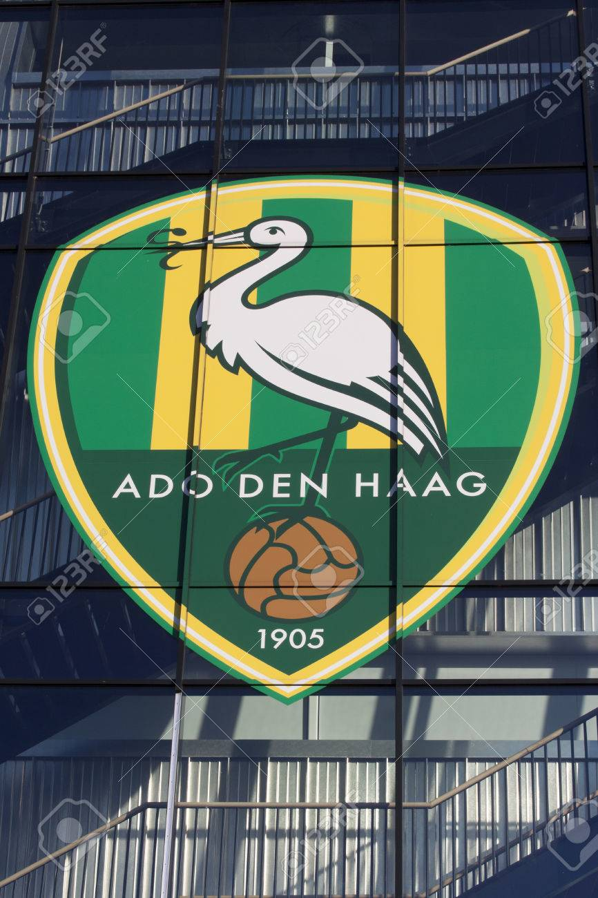 The Hague Netherlands January 25 2016 Ado Den Haag Is A Dutch Stock Photo Picture And Royalty Free Image Image 55769209
