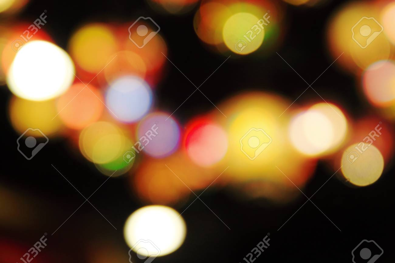 Abstract Vector Background - Colorful Transparent Lights Stock Photo - 10894917