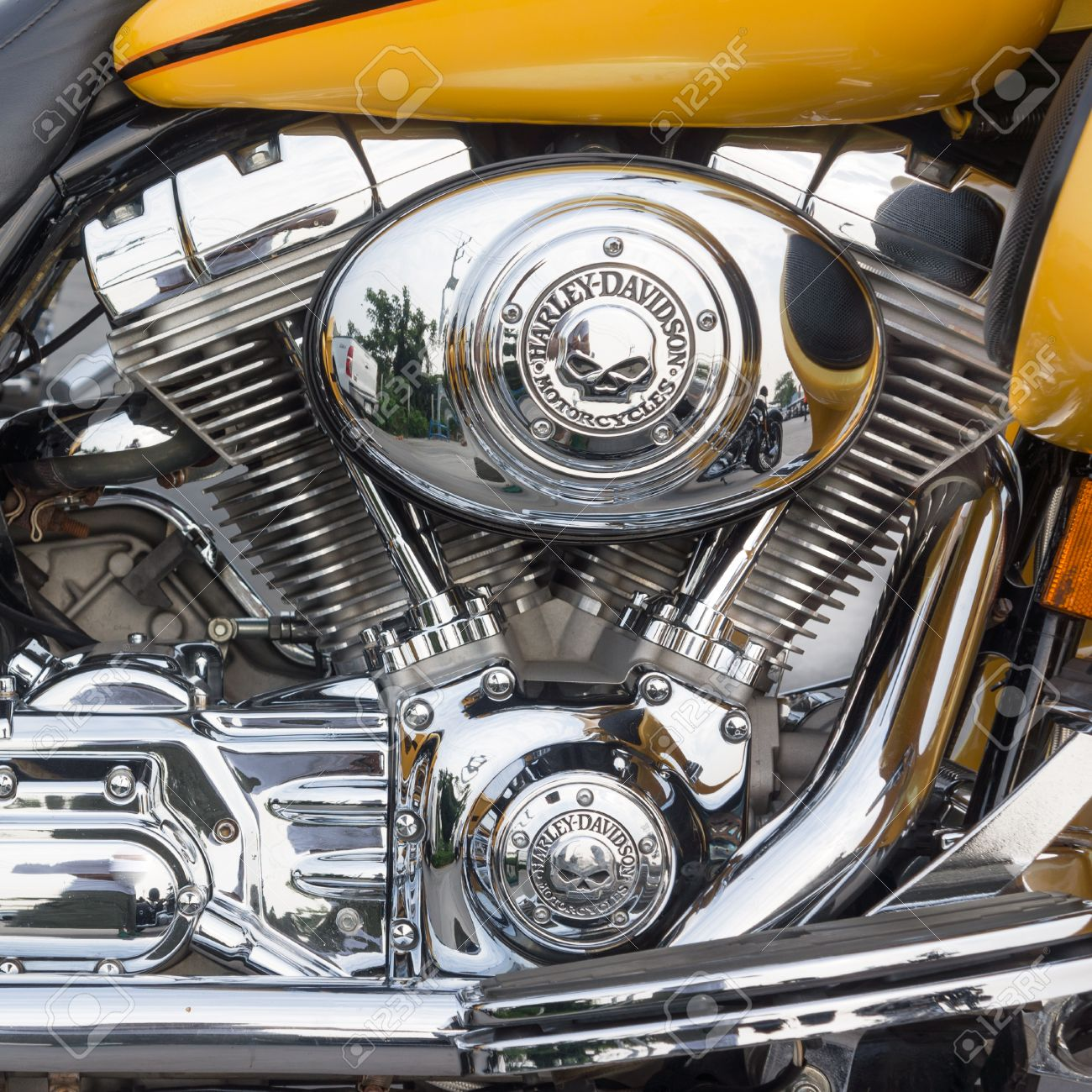 V Twin Stock Photos Royalty Free Images Motorcycle Engine Harley Davidson Closeup