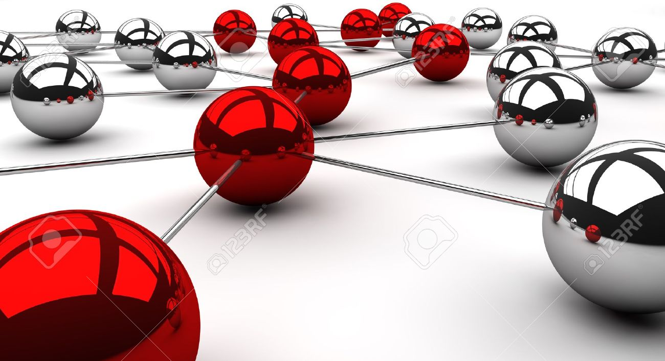 Network Routing Stock Photo - 12039242