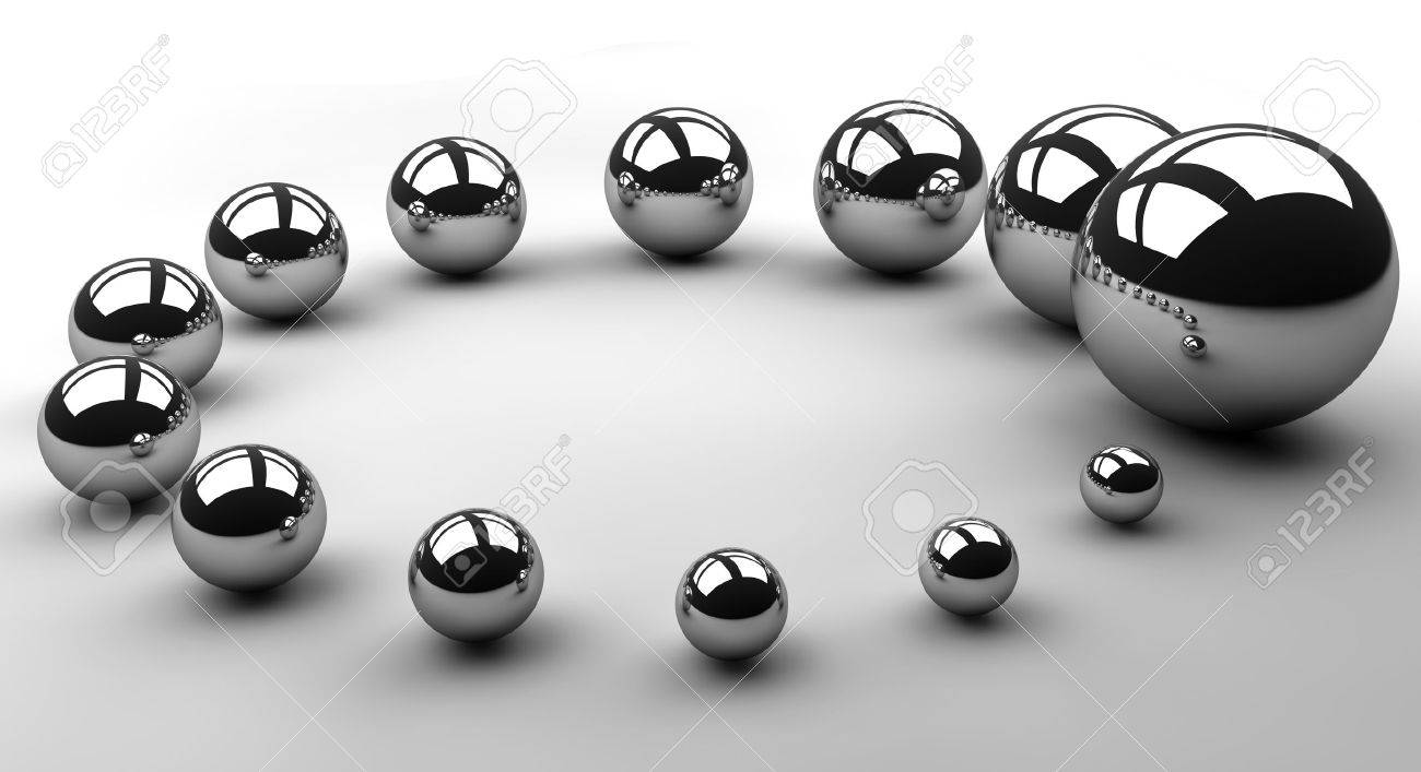 Circle of growth Stock Photo - 12839945