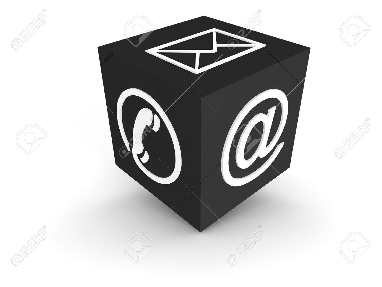 Communication Channels - grey Stock Photo - 12639496