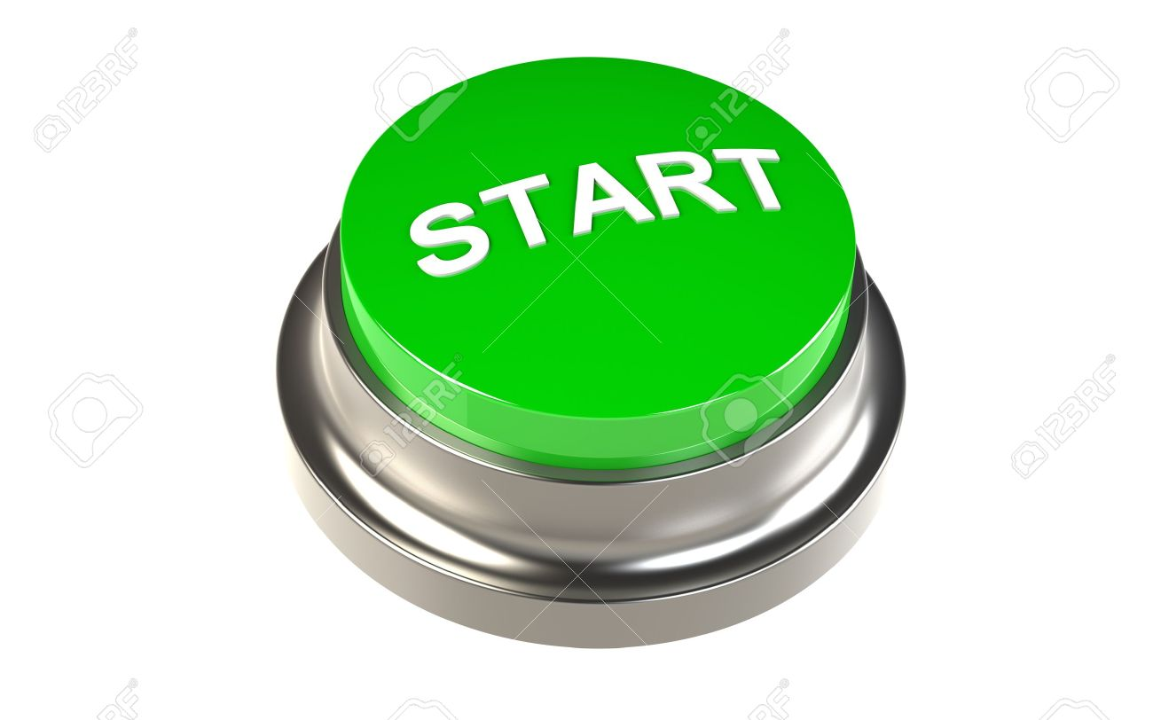 button for start green start button stock photo picture and
