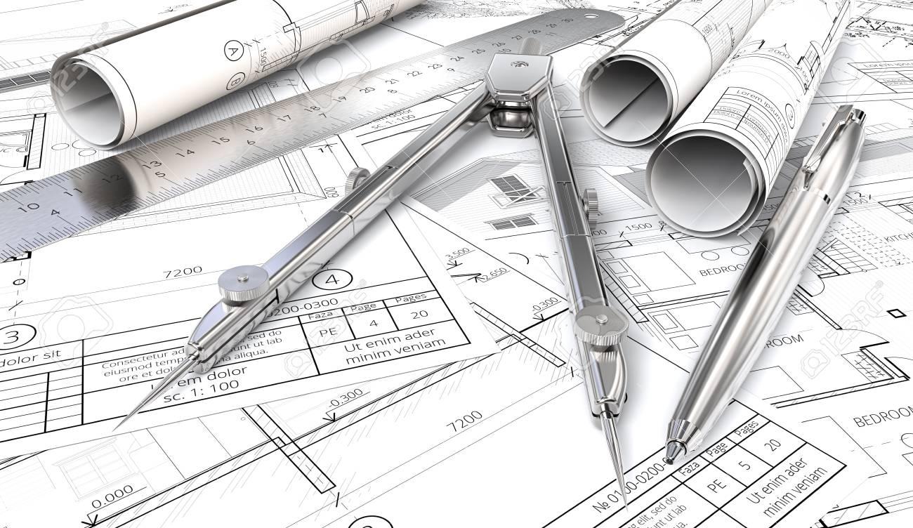 Planos Y Dibujos Rolls Planos Arquitectonicos Genericos Dibujos Y