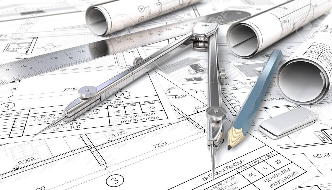 Du Croquis Au Plan Plans De Maison D Architecture Dessins Et