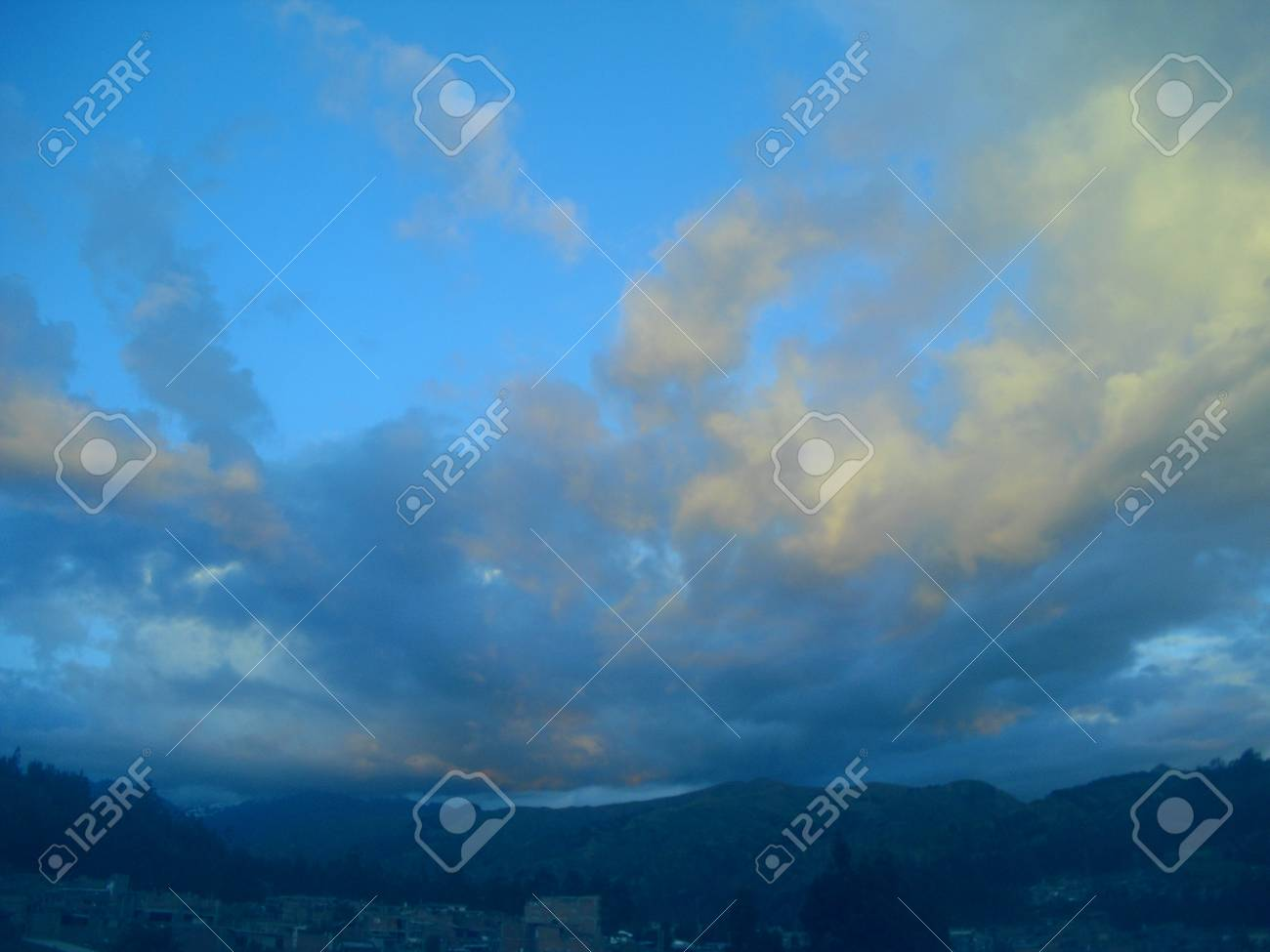 joy in the cloud Stock Photo - 13638261