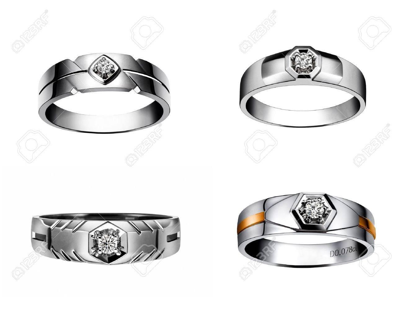 Ring ,4 in 1 Stock Photo - 5895809