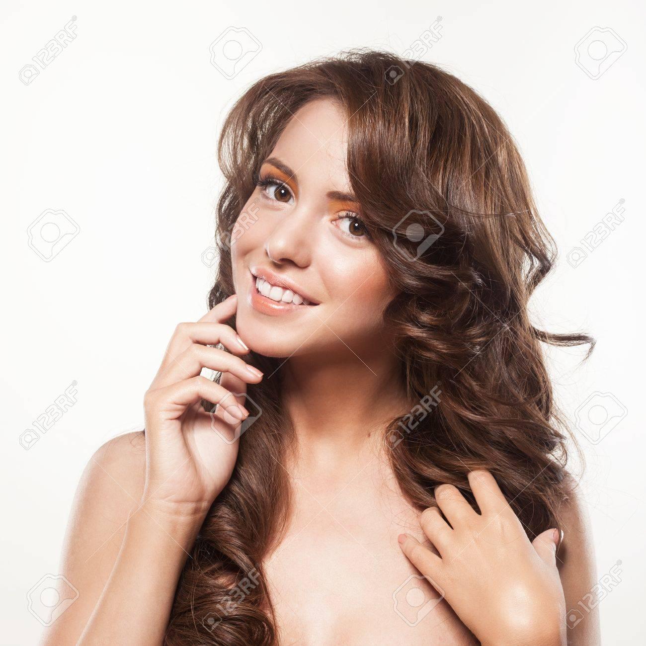 Frisuren fur lange haare mit locken