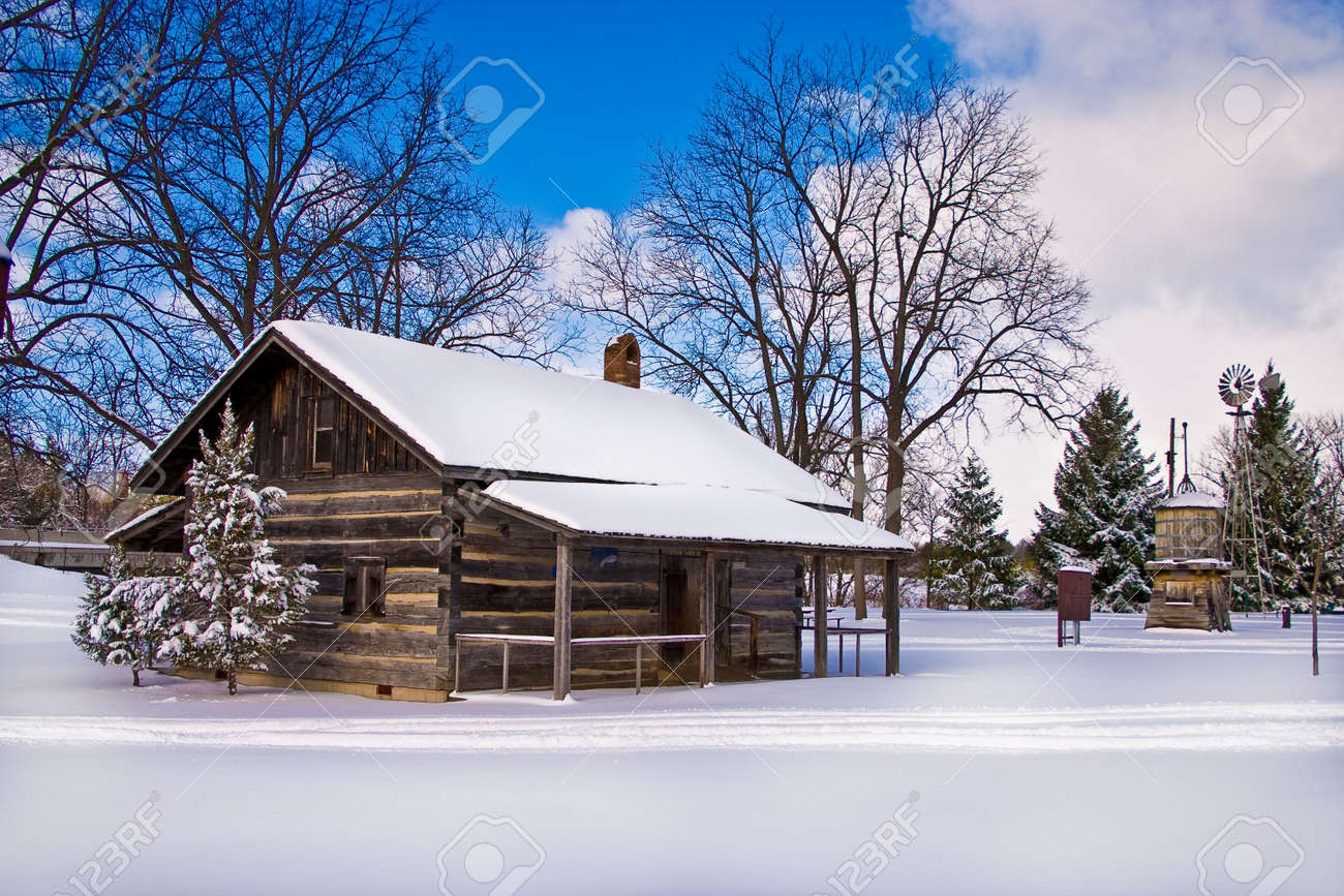 a perfect place to have a White Christmas or to celebrate the New Year! Stock Photo - 3920605
