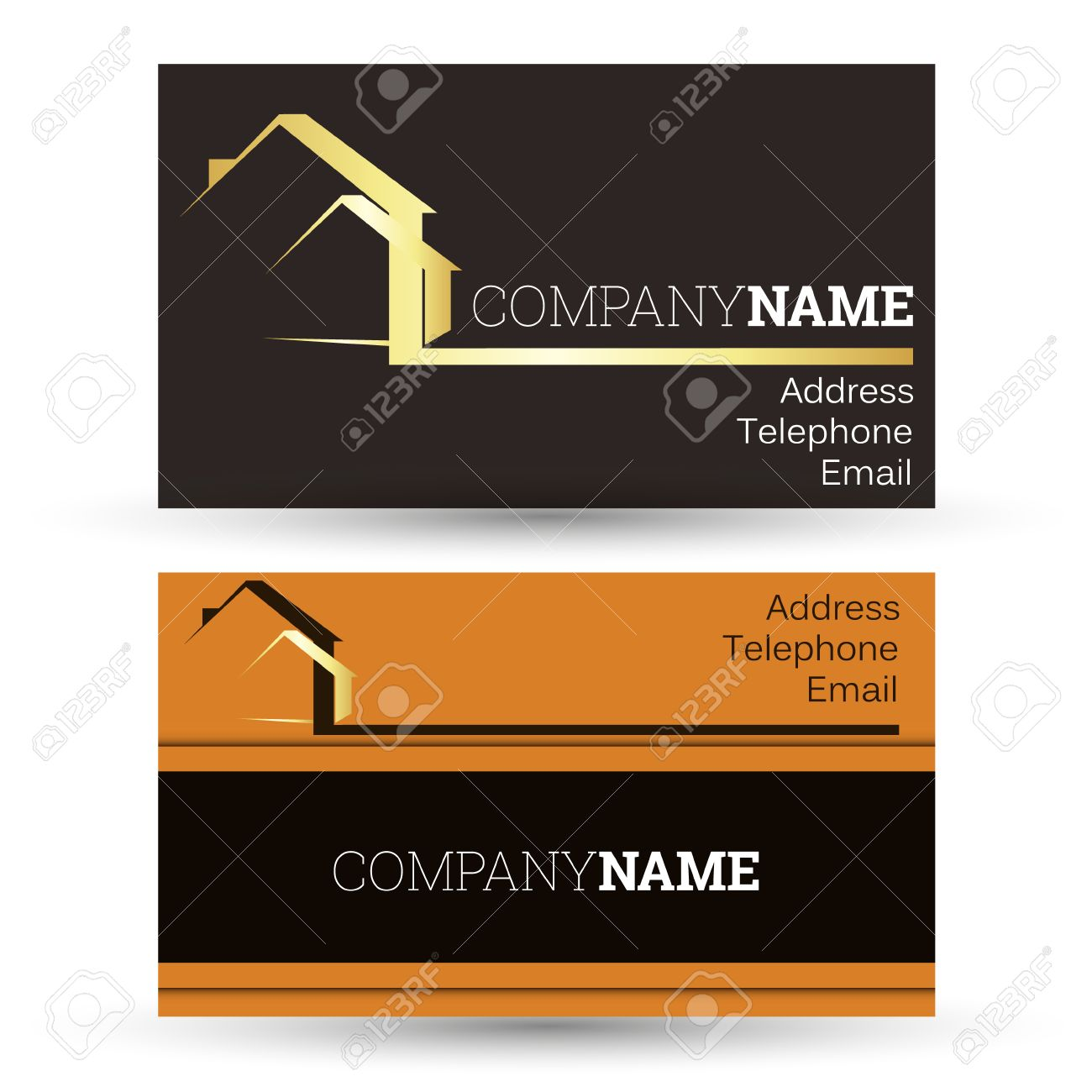 construction and sale of housing business card business royalty