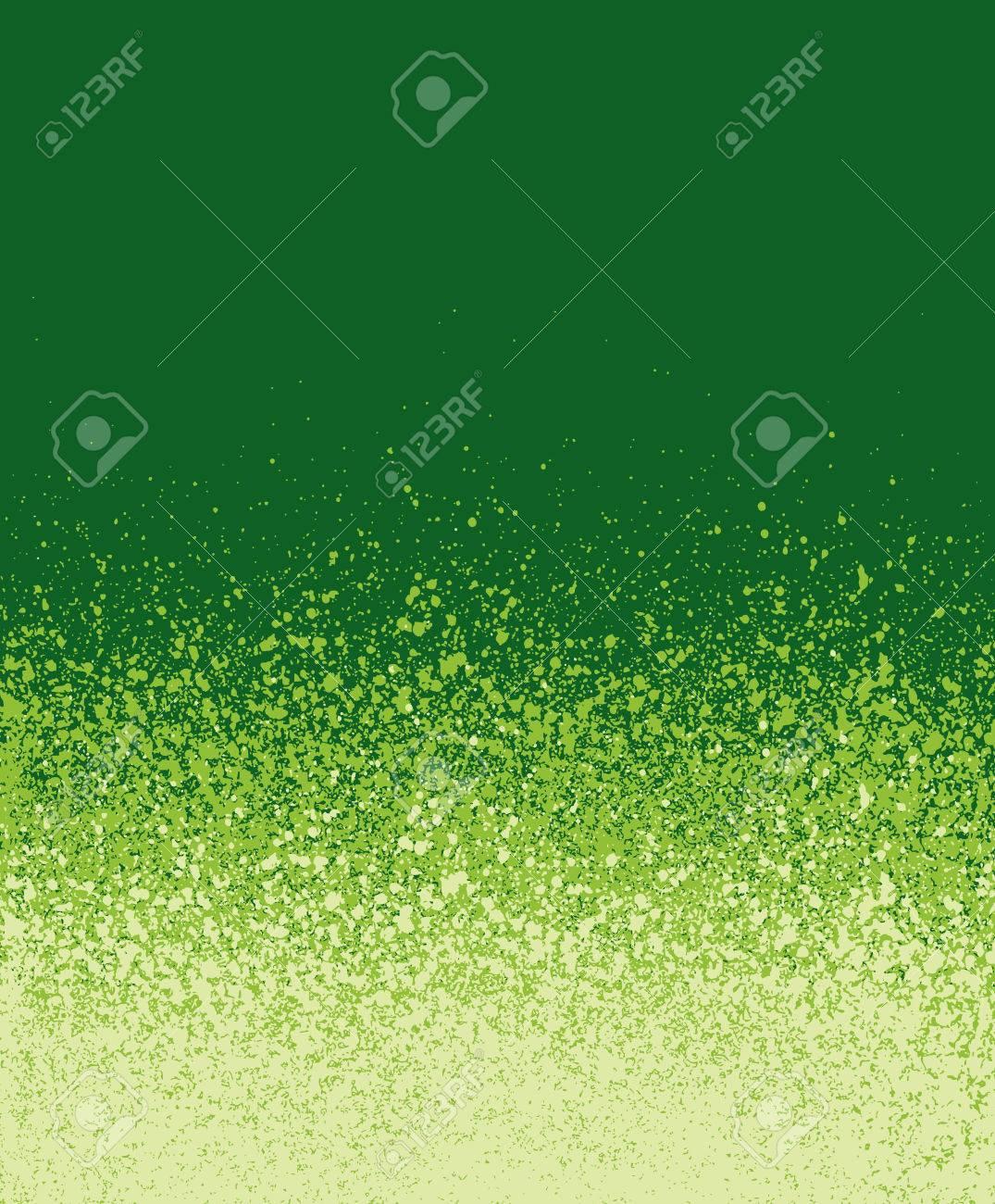 Vettoriale Graffiti Spray Dipinto Sfondo Verde Sfumato Image 48952087