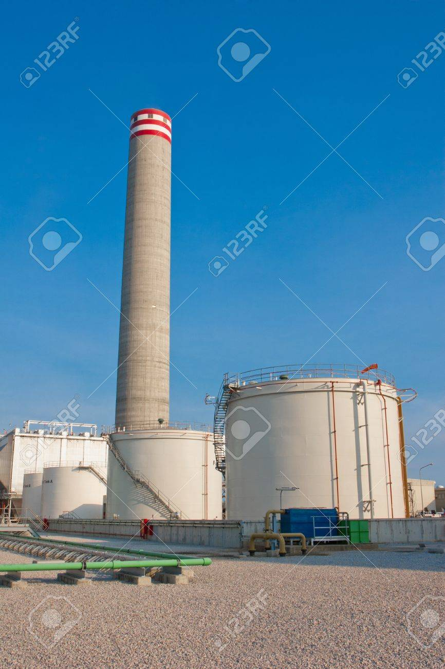 electric generator power plant. Clean And Green Electricity Generator Power Plant Stock Photo - 15836893 Electric S
