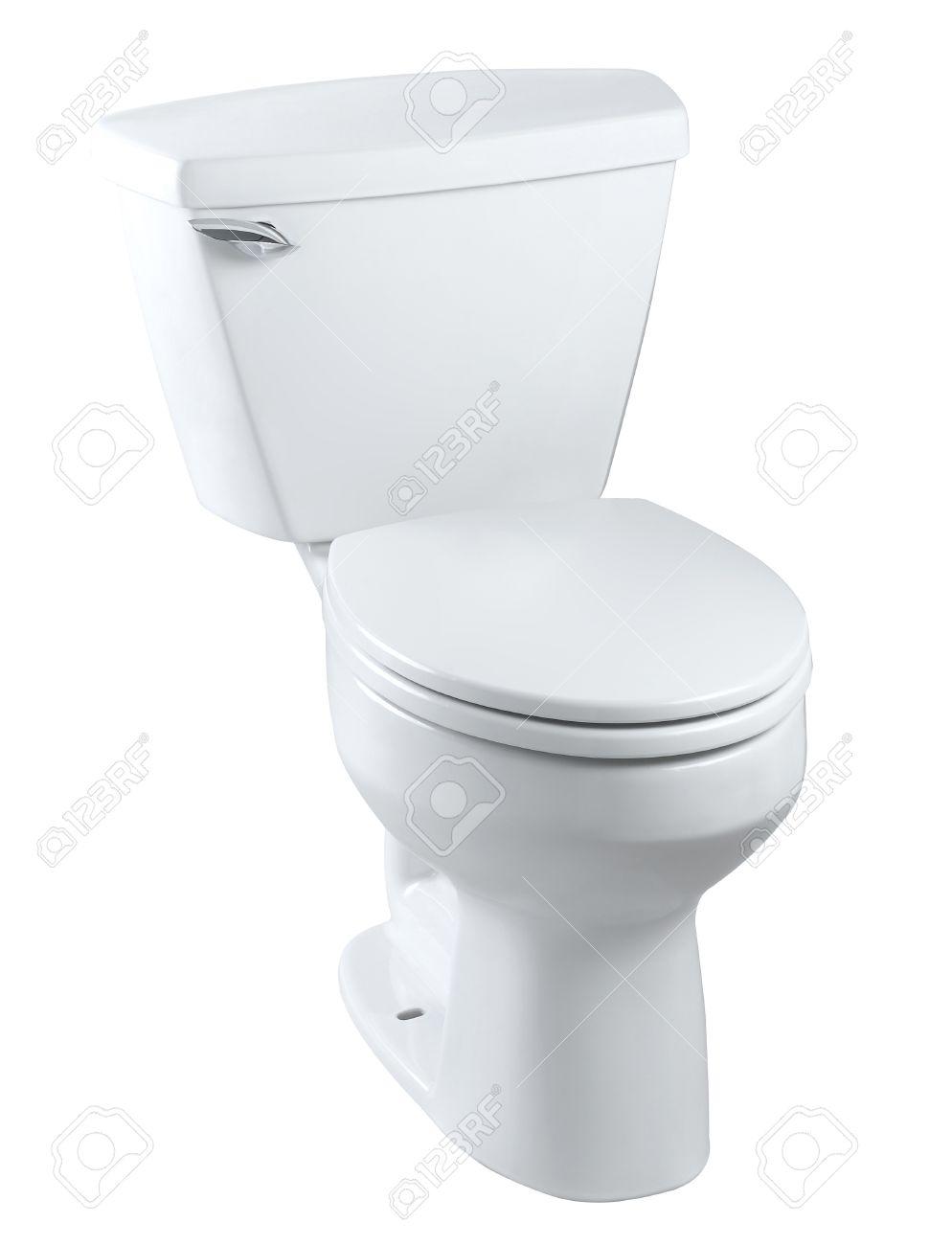classical sanitary toilet bowl Stock Photo - 18208217
