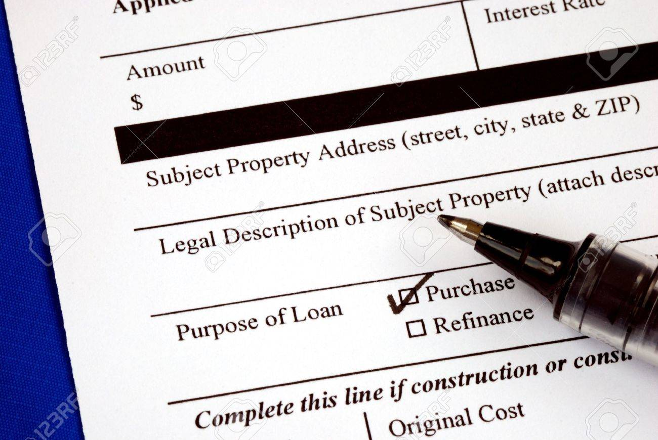 fill out the home mortgage application form stock photo picture fill out the home mortgage application form stock photo 7277128