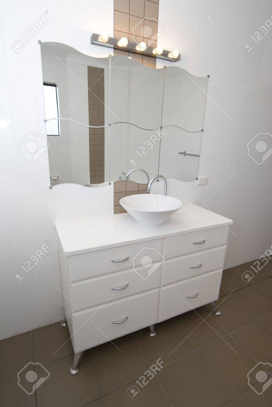 Funky Bathroom Funky Bathroom Vanity Stock Photo Picture And Royalty Free Image