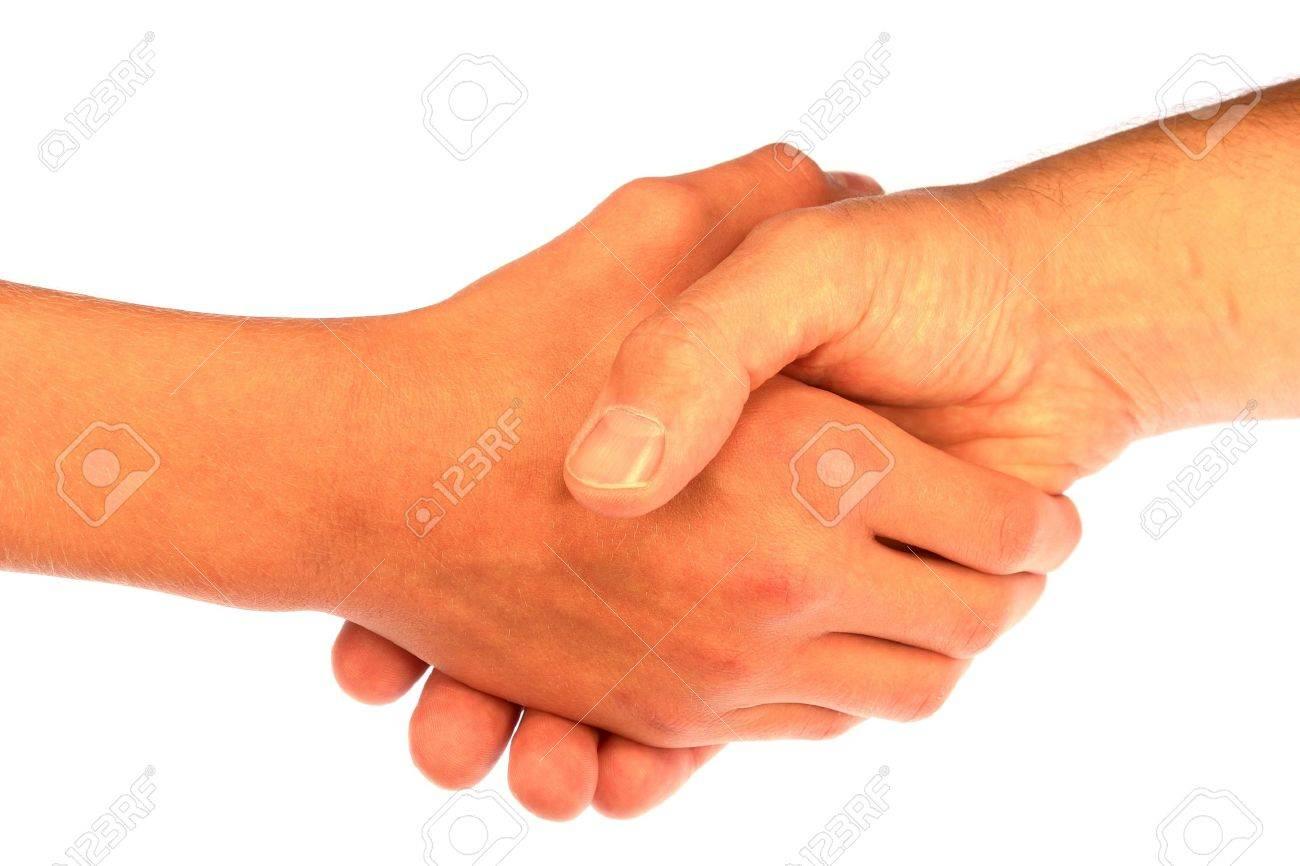 Handshake - 10732829