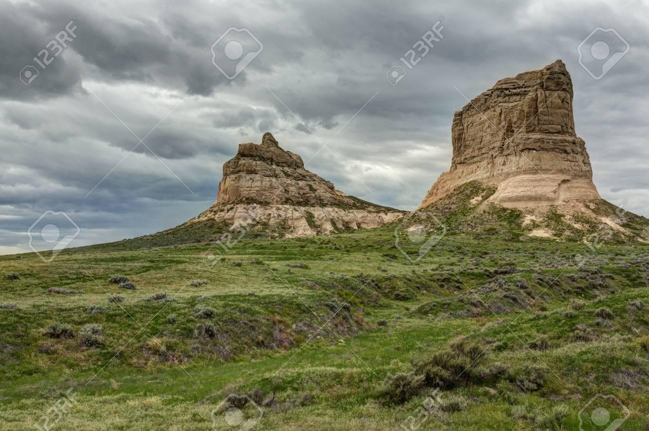 Rock Formations In Nebraska - 38687931